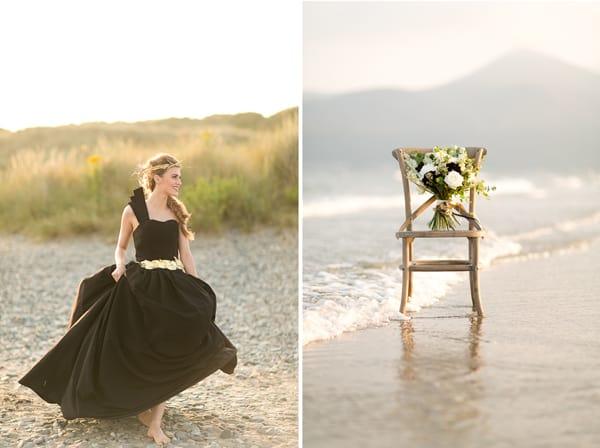 creative wedding photography styled shoot in Ireland -1