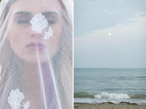 Northern Ireland wedding photographers-the moon