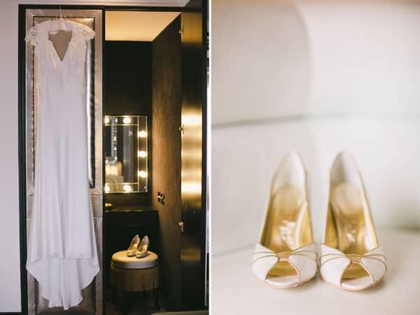 merchant hotel wedding photo