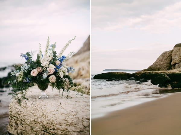 Beach-irish styled shoot