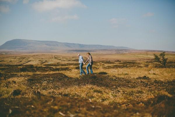 Eimear & Joe – Pre-wedding photography Northern Ireland