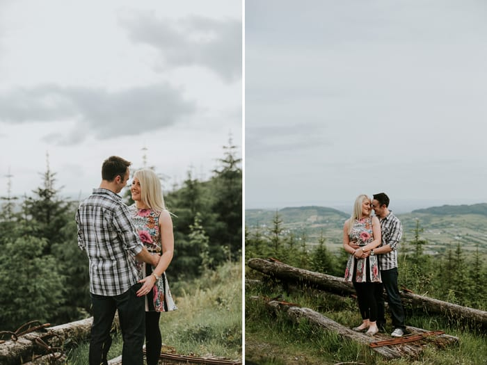 mounatin couple photography