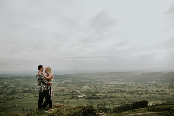 Tarah and John – Northern Ireland Pre-wedding Photography