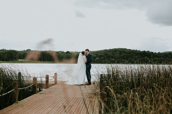 Christina and Laurence – Lough Erne Resort