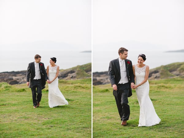 Irish wedding photography Donegal-