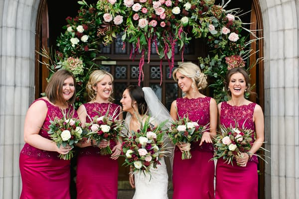 wedding photography Ireland-bridesmaids