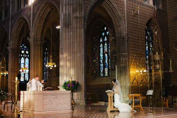 wedding photography armagh cathderal
