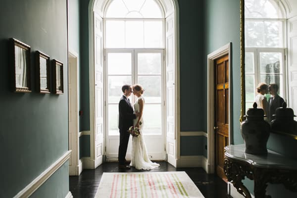 Lisa and Philip, Farnham Estate Co Cavan