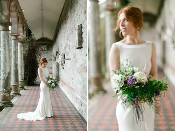 Irish wedding photography castle leslie