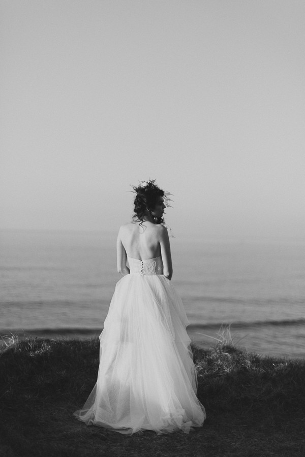 irish sea styled shoot