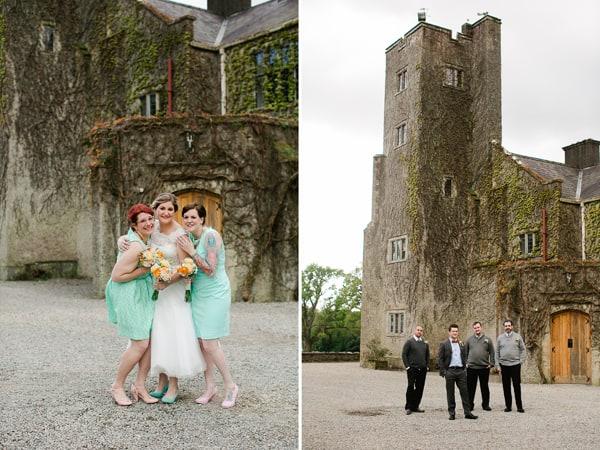 Bridal Party elopement Ireland