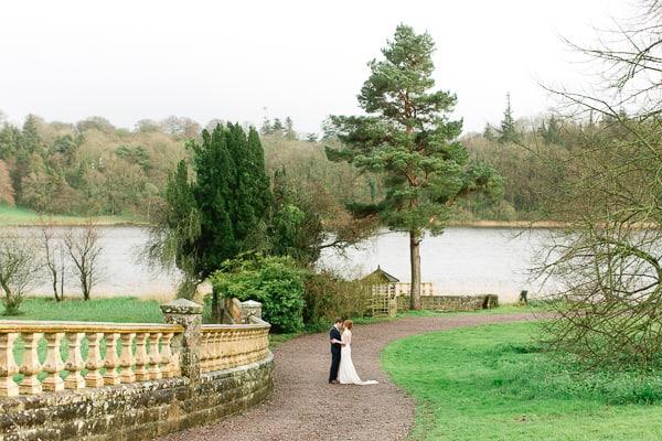 Leanne & David – Castle Leslie Estate