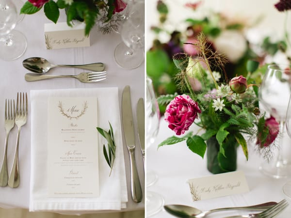 Details- horetown house styled shoot wedding