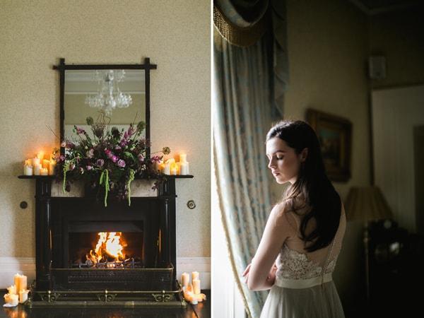 Horetown house wexford ireland wedding styled shoot