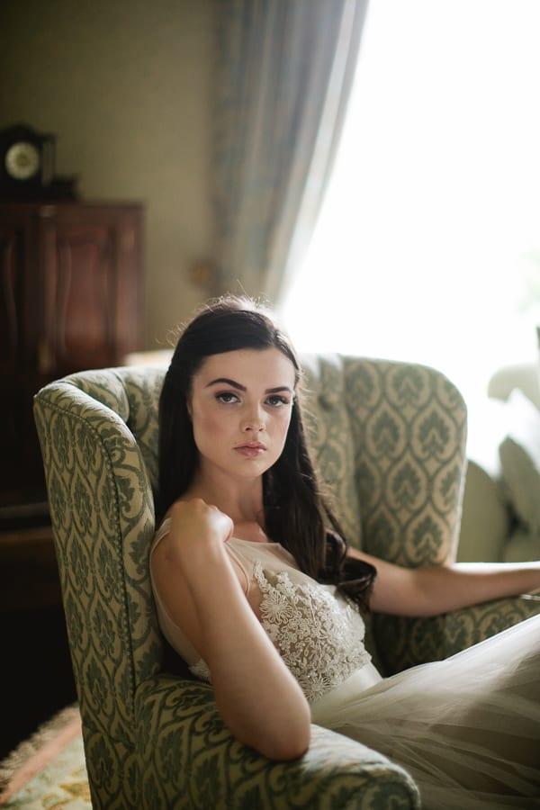 Irish styled editorial shoot wedding