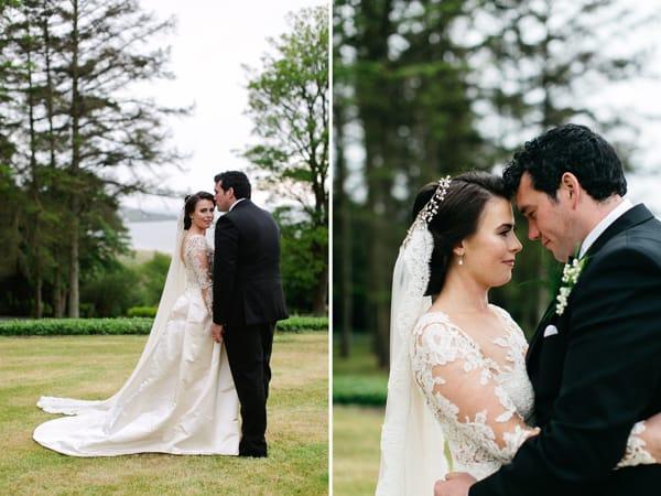 Irish wedding photographer in Donegal