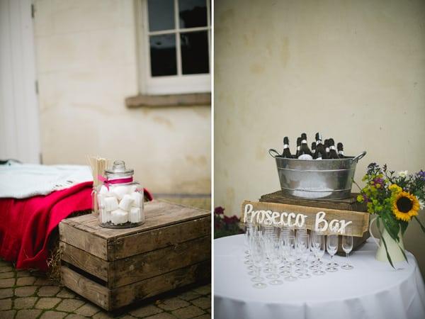 outdoor wedding Ireland-stramore house