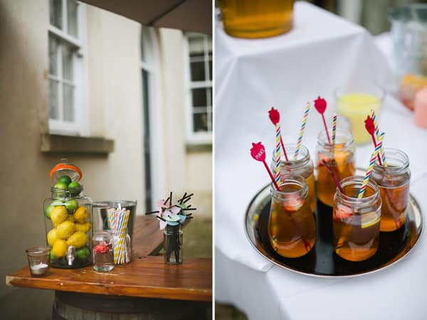 outdoor wedding ireland-stramore house-