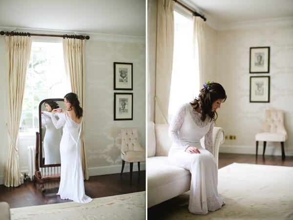 stramore house Irish outdoor wedding photography