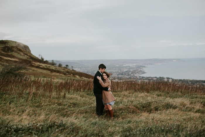 cave hill engagement photography-15