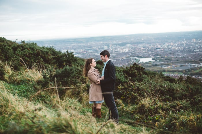 cave hill engagement photography-2