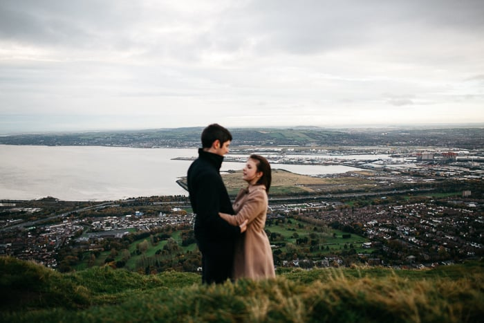cave hill engagement photography-21