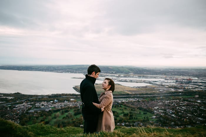 cave hill engagement photography-22