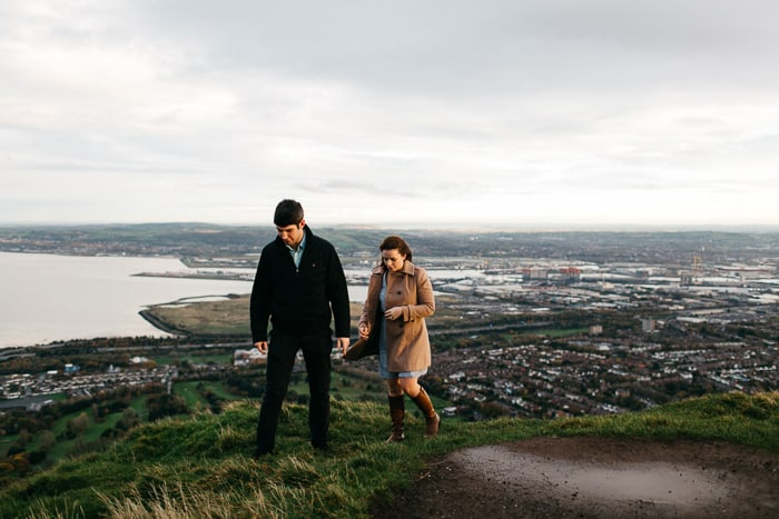 cave hill engagement photography-24