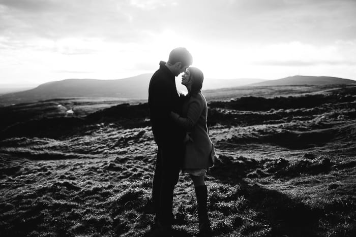 cave hill engagement photography-31