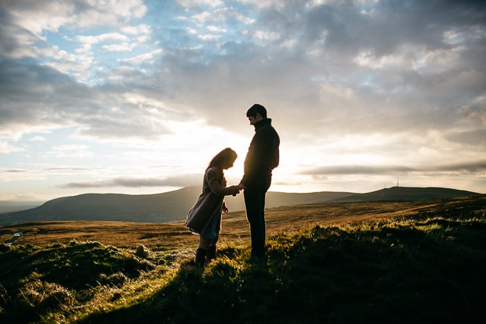 cave hill engagement photography-39