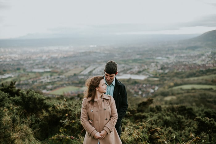 cave hill engagement photography-6
