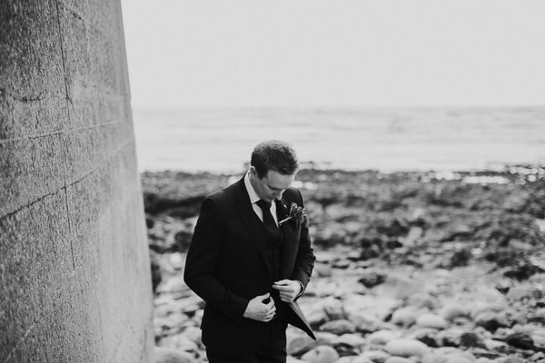 irish elopement photography