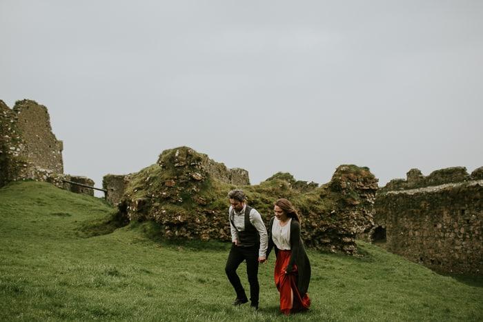 Adam and Grace ireland couple shoot-10
