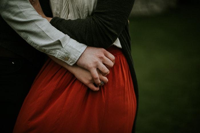 Adam and Grace ireland couple shoot-17