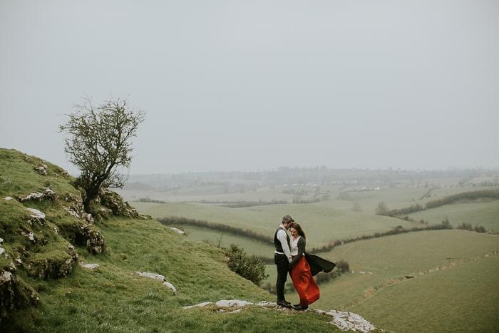 Adam and Grace ireland couple shoot-25