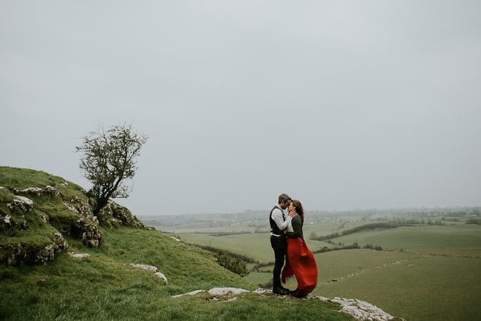 Adam and Grace ireland couple shoot-27