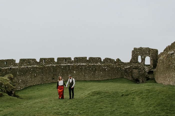 Adam and Grace ireland couple shoot-3