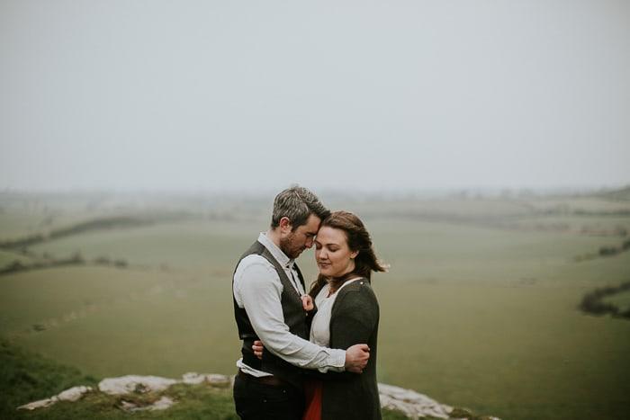 Adam and Grace ireland couple shoot-30