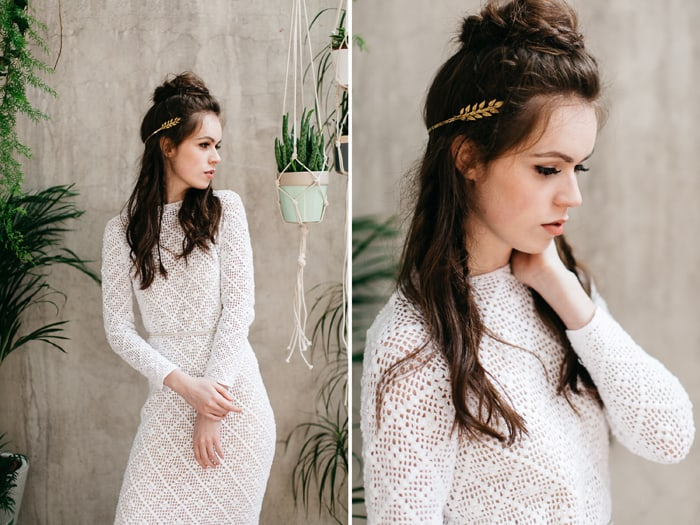 editorial styled shoot