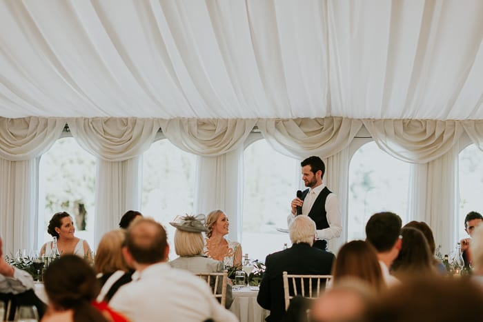 castle leslie wedding-speeches-4