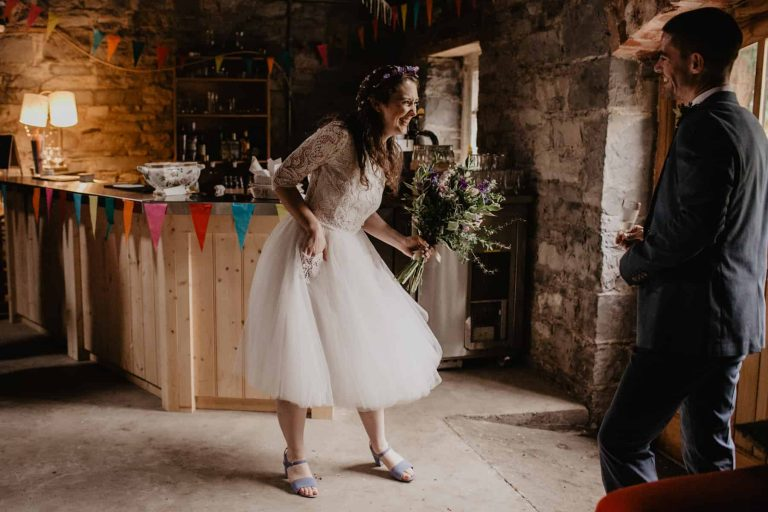 Laura and James – Durhamstown Castle