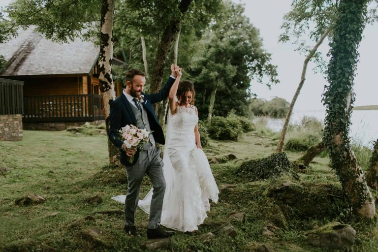 Colette and James – Lusty Beg Island