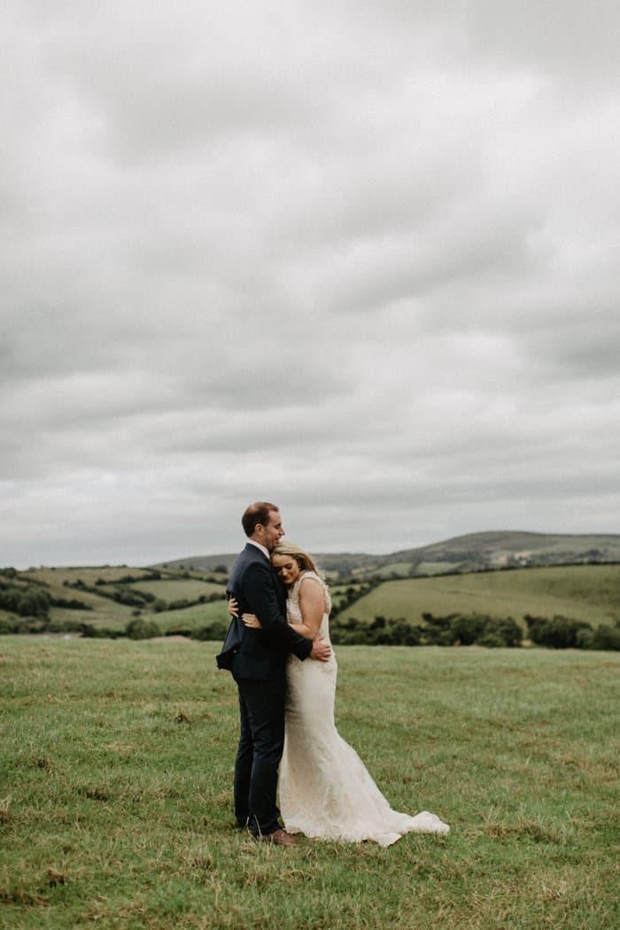 Helen and Owen // Lough Rynn Castle Ireland