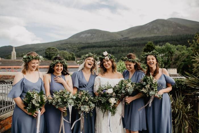 wedding flowers bridesmaids (1 of 1)