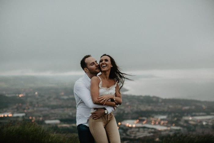 irish engagement photography