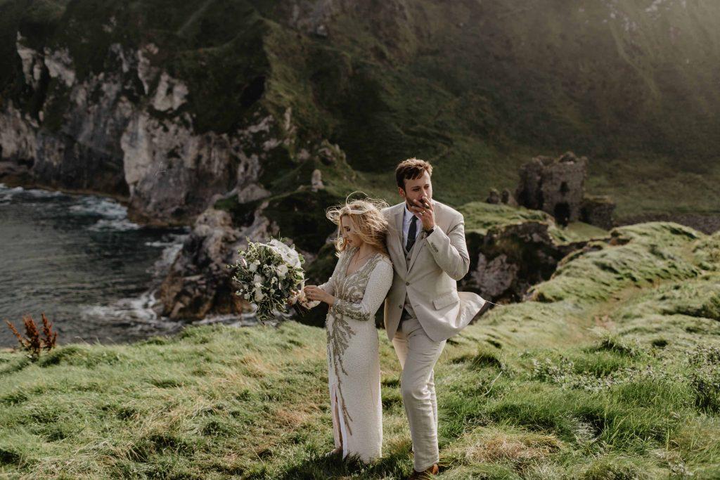 Northern Ireland Elopement Photography