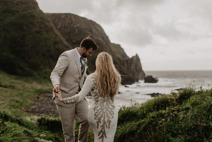 Alyssa and Billy / Ireland Elopement