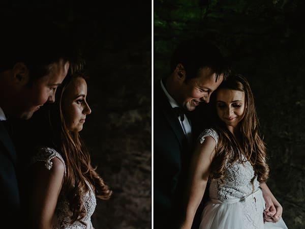irish elopement photographer dunluce castle