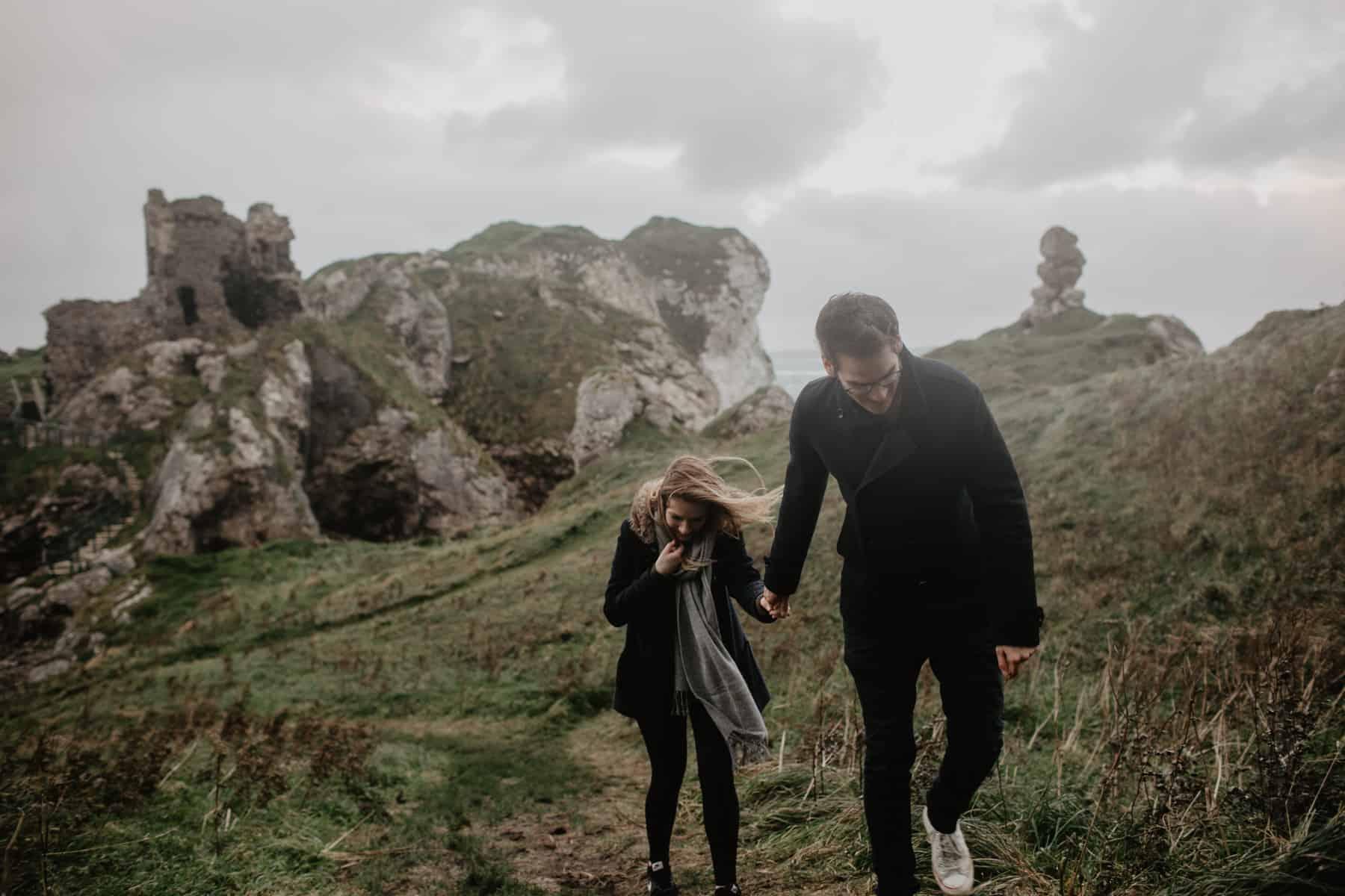 Maria and Daniel - Northern Ireland Photographer
