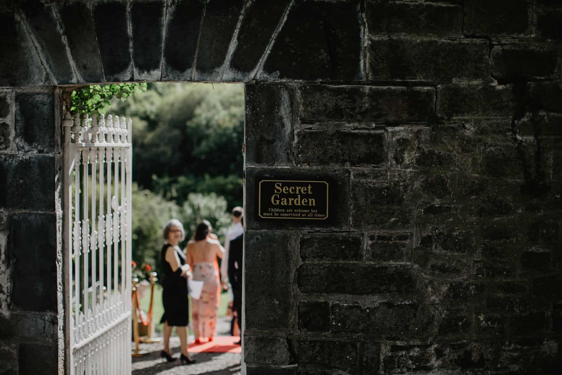 Frances and Thomas - Boyne Hill House, Ireland